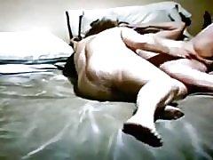 Staré video z mé starší lesbické ženy. amatér
