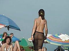 Nudistická pláž 7